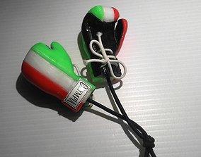3D print model boxer glove 4 parts
