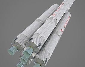 3D model Angara A-5