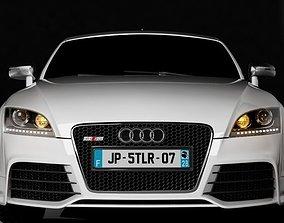 3D Audi TT RS