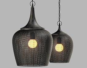 Ayla Pendant Lamp 3D model