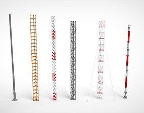 Mast 3 3D model