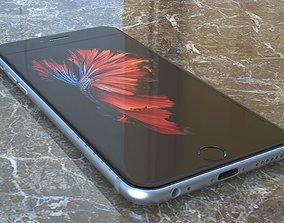 Apple iPhone 6s 3D model