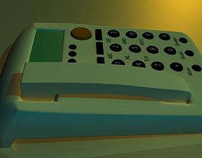 phone 3D asset