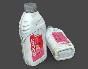 3D Antefreeze Bottle