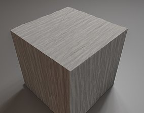 3D model Painted Wood Texture