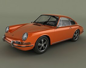 Porsche 911 901 3D model