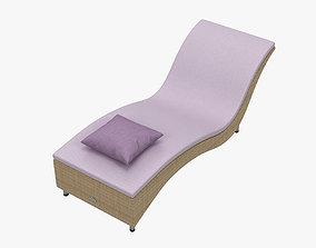Lounge Chair 3D pool