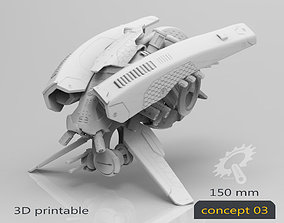 Concept 3 for 3D print
