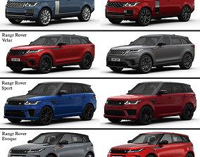 3D Range Rover Collection Vol 2