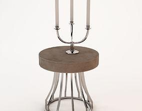 Andrew Martin Jules De Nuit Night Table 3D model