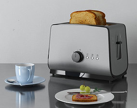 toaster 06 am145 3D model