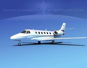 Cessna C560XL Citation V13 3D