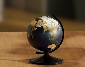 3D Globe geography