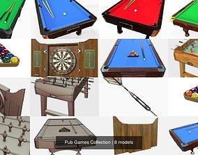 3D Pub Games Collection