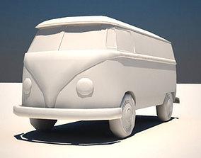Volkswagen Type 2 3D model