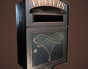 Letterbox 3D model