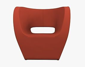 Armchair Moroso Victoria And Albert 3D