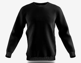 sweatshirt male 3D