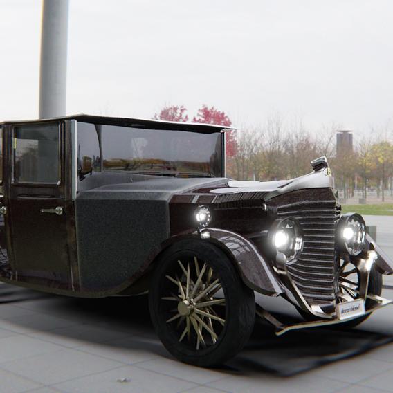 Bentley 1930 Morgan