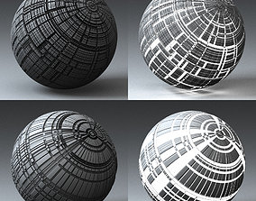 Syfy Displacement Shader H 001 e 3D