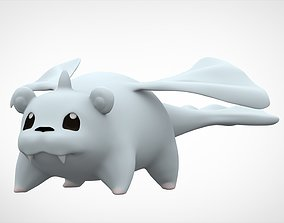 3D model Dewpoke cute