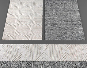 3D asset Rugs collection 072