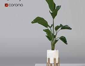 3D model vase 01 other
