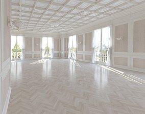 3D model Base Classic Interior 1