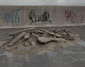 3D rubble 058 am165