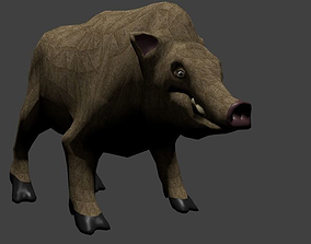 3D THE BOAR