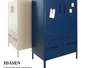 3D model IKEA IDASEN
