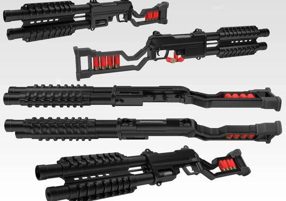 Artisanal shotgun