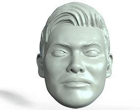 Zukuchika Aodada 3D printable portrait sculpt