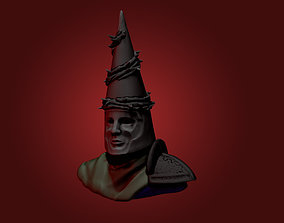 3D printable model Blasphemous Penintent One Bust