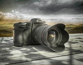Canon 3D photo
