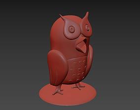 Owl for 3d print
