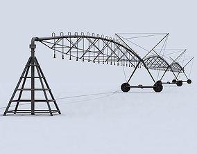 3D asset Central Pivot