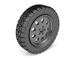 Wheel 20 3D