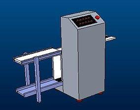 3D model SMT loader