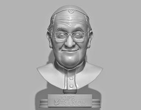 Likeness Pope Francis - Papa Francisco 3D print model