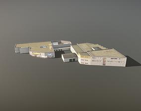 3D model Building LOWI Innsbruck Shop