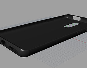 Original Oneplus 7 pro black Case 3D Model 3D print