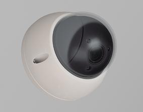 3D Dahua SD22204T surveillance camera