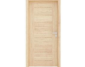 3D Interior Door entrance