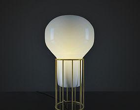 Aerostat lamp 3D model