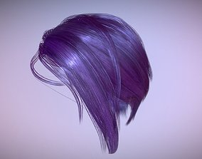 3D asset Hair Shader System for Unreal Engine 4