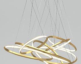 3D model Christopher Boots Oracle Pendant