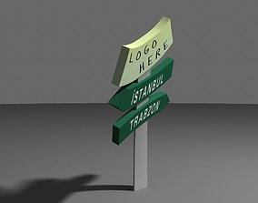 SIGNBOARD 3D animated