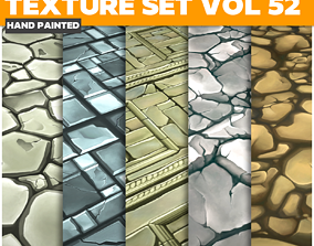 Floor Vol 52 - Game PBR Textures 3D asset