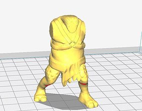 Body troll Mordor or Isengard 3D print model